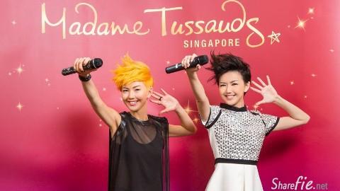 杜莎夫人蜡像馆 新加坡即将开幕 猜猜那个是真的孙燕姿
