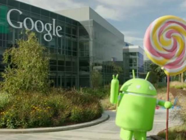 谷歌发布 安卓 最新系统 Android L , L 代表 Lollipop 棒棒糖