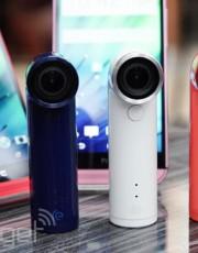 HTC最新自拍神器 酷似 潜水艇的相机