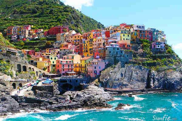 风景如画的世界各国美景!亲爱的,我想和你去看看