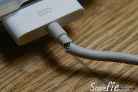 蘋果粉絲注意了 這招讓你USB傳輸線不再斷裂