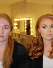 27张女人素颜和化妆对比照片..看了简直可惊为天人,叹为观止..真的差好大
