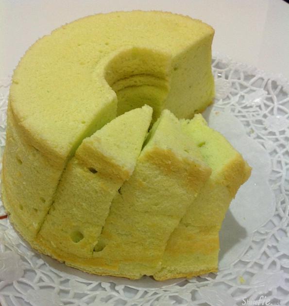 超柔软pandan戚风蛋糕