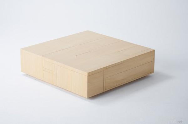 7款创意设计的桌子。最后一款你肯定猜不到桌子竟然加入了这样一个特别的功能