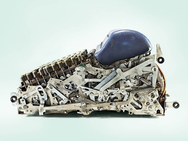 """60年历史的机械""""计算机"""",构造与中国算盘比,简直复杂的离谱.."""