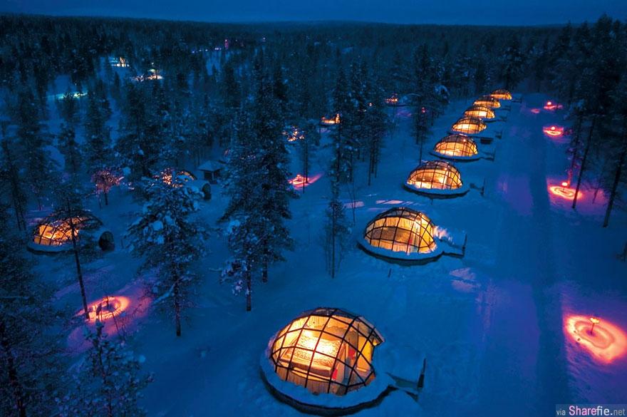 全世界最梦幻奢华,最浪漫,最有设计感,最与众不同的25间酒店,能在这里住上一晚,你就是全世界最幸福的人