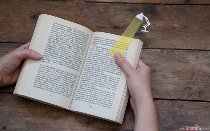 27张精美设计的书签,有个不只记得页数还能记下最后读的那段字