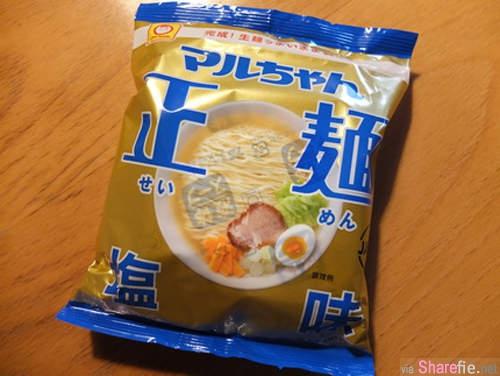日本網友票選《最美味袋裝泡麵》大家最喜歡的果然還是...