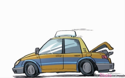 計程車公司統計10項「超誇張遺失物品」…等等 第一名竟然是..是犯法的吧?!