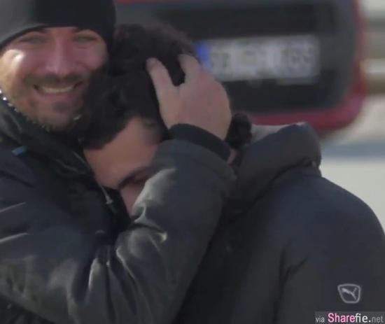 这名土耳其聽障男子在街上被一群人弄哭,知道背后真相的人也被弄哭了