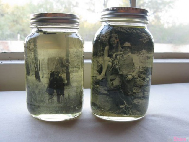 透明的玻璃瓶就这样丢掉好可惜,教你21个使用玻璃瓶的方法