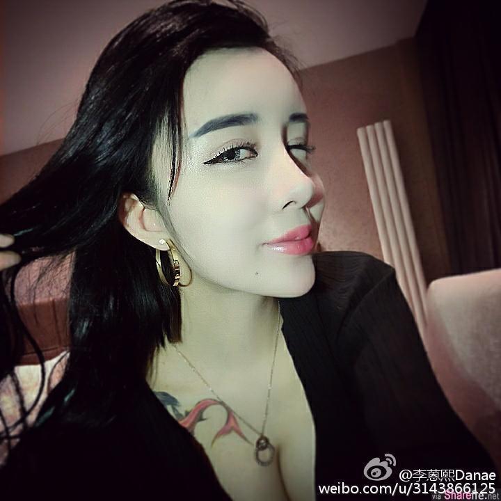 15歲「炫富女」李蒽熙danae,整形殺很大!网友:有鬼呀!,多張大尺度不雅照外洩