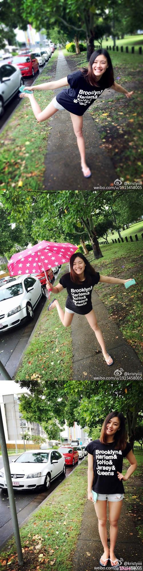 《大陸游泳新女神劉湘》泳壇第一美女360度都好看