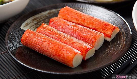 How It Made - Crab Sticks 蟹肉棒製作過程大公開
