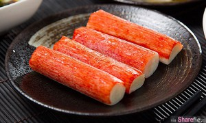 How It Made - Crab Sticks 蟹肉棒製作過程大公開