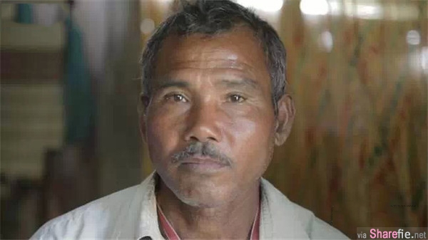 自16歲開始,他36年來從不間斷每天種下數株幼苗,這片荒地後來竟變成這樣....