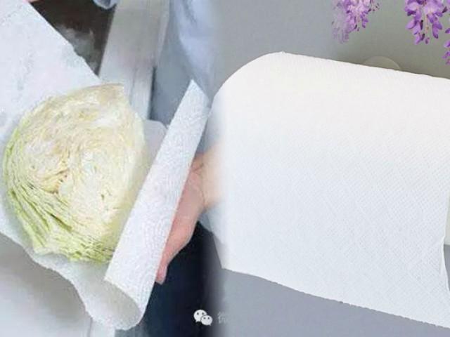 太對不起「廚房紙巾」了!它 90%的用途沒人知道!