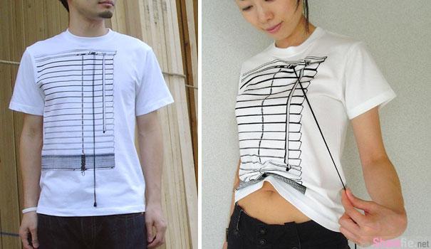 25款超有梗的T恤设计