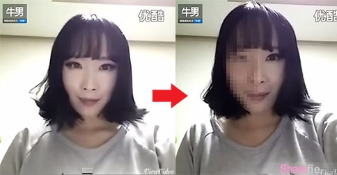 这名韩国女子大秀惊人卸妆术,大眼美女变成咪咪眼