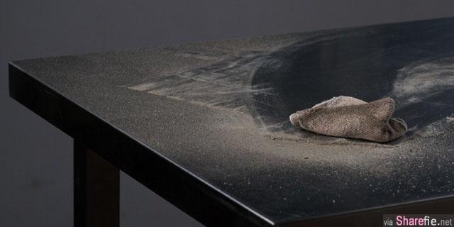家具總是擦完沒多久又有灰塵?超簡單一招...能讓它「一塵不染」!