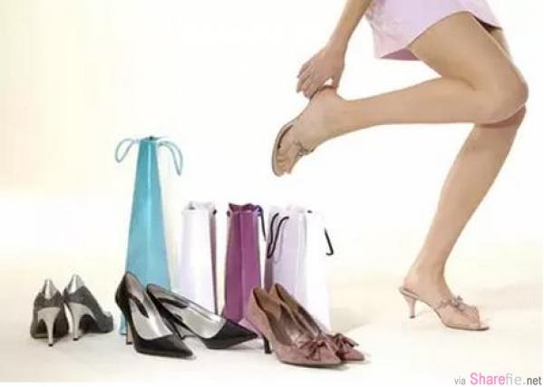 鞋底能看病!哪裡磨爛,就是哪裡有病!抬腳檢查一下,別被嚇到了...