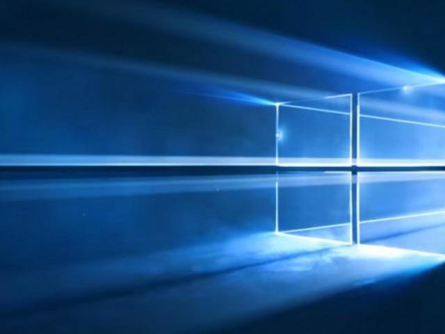 Windows 10 将于7月底发行,这次設計感十足的桌布不是特效做的,而是這樣拍出來的