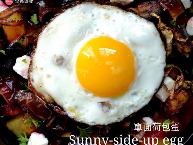 旅游时在酒店吃早餐,必学的9种蛋料理英文叫法