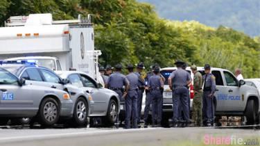 美国两名记者在电视访问中遭直播枪杀,更惊人的是凶手还录制杀人过程发布网络