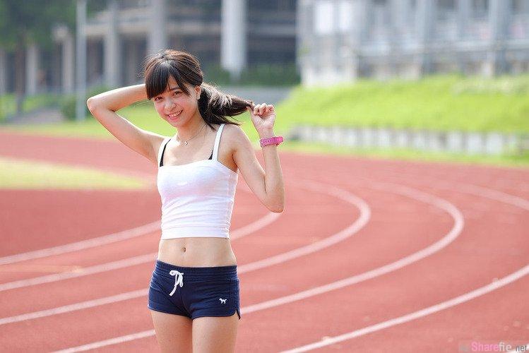 淡江大学「阳光女孩」王怡之翘臀让人不自觉盯着看超犯规!