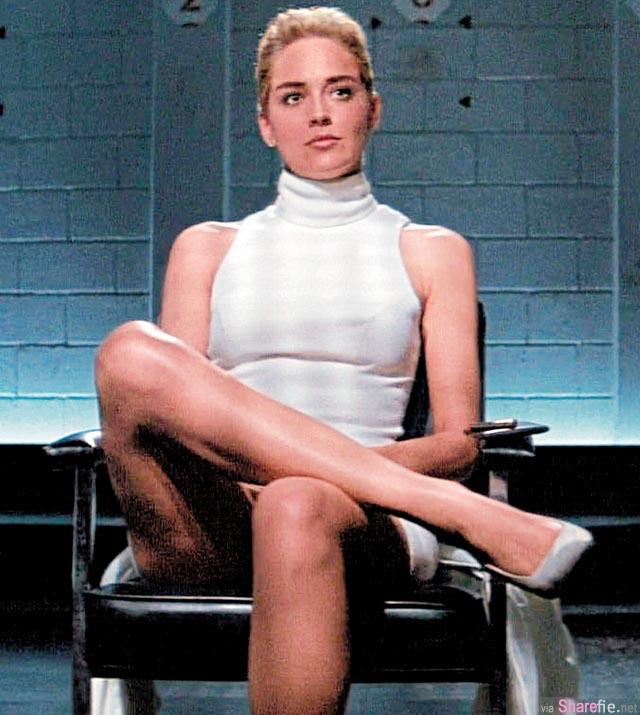 还记得《第六感追缉令》那位性感的莎朗史东吗?57岁的她全裸一丝不挂登杂志 身材仍诱人