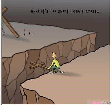 当你想放弃时,当你失去信心时,看看这个吧!