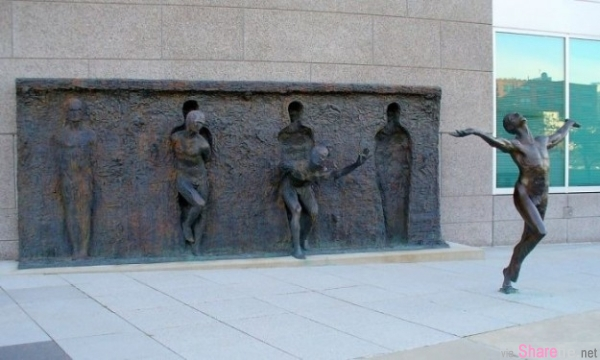 全球29个最有创意的雕像