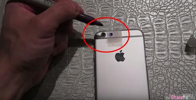 教你用iPhone做出萤光灯效果的妙招