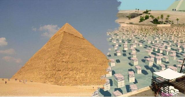 千年谜题终于破解!这才是埃及人打造金字塔的超不可能任务