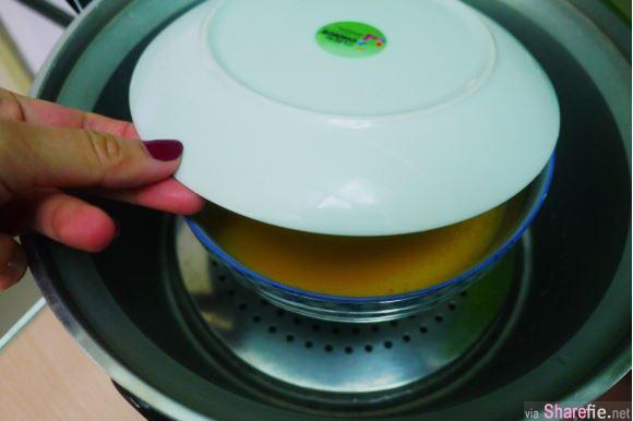 完美蒸蛋秘诀 只要这几招就可以蒸出像布丁那么爽滑,入口即化的水蒸蛋
