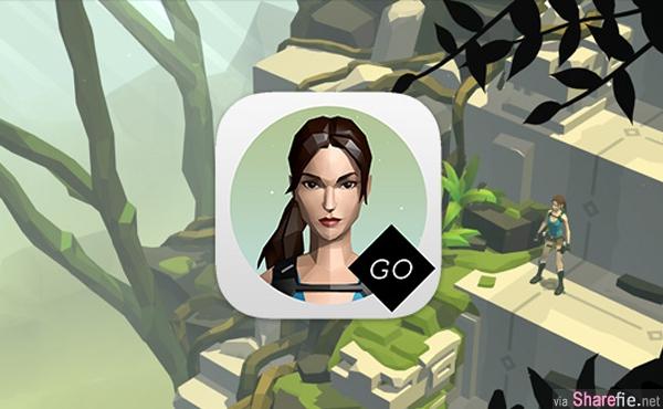 Tomb Raider 全新手机版游戏 Lara Croft Go 将经典游戏换上新鲜玩法
