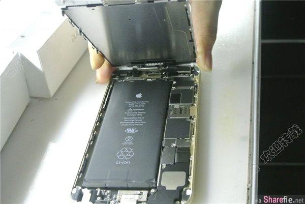超强DIY升级把iPhone 6S 16GB 版变身 128GB! 但千万不要尝试
