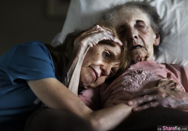 让人潸然泪下的感人故事:妈妈要离开了,你要学会捨得!