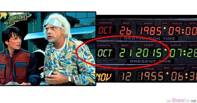 《回到未来 Back to the Future》「未来之日」终于今天到来!当年15项科技预言有那些都成真了?!