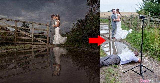 遇上这位像神一般的摄影师,你的结婚照绝对会超惊艷!看到最后一张想结婚了!