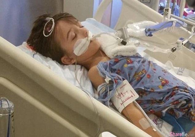 6岁男孩不幸病逝...爸妈在他房间发现留下的一张超感人纸条....