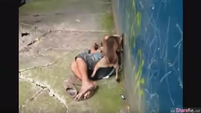 不要以为只有女生会被捡尸,这名男子竟然在街上遭到最爆笑的捡尸