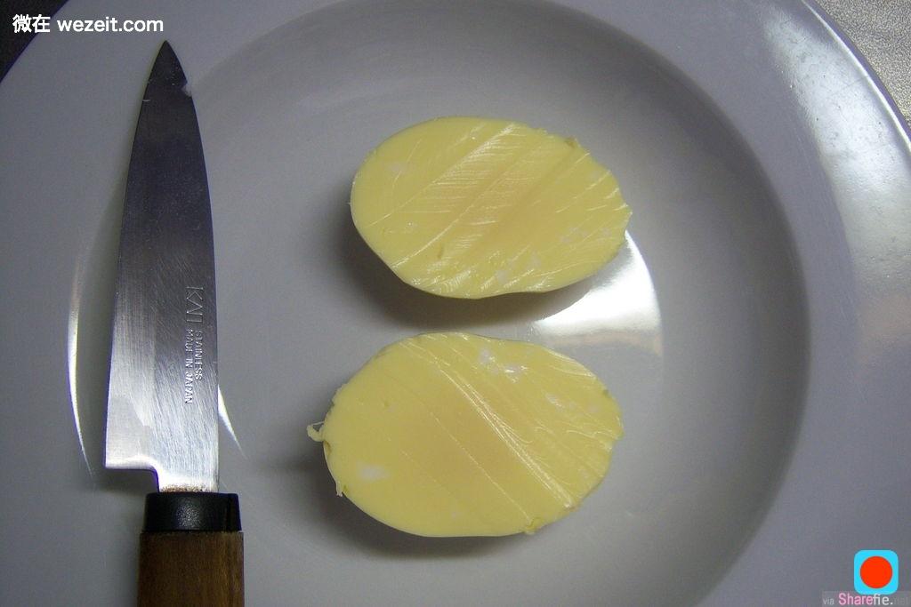 什么是颠倒蛋?教你如何煮出蛋白蛋黄互换位置的颠倒蛋