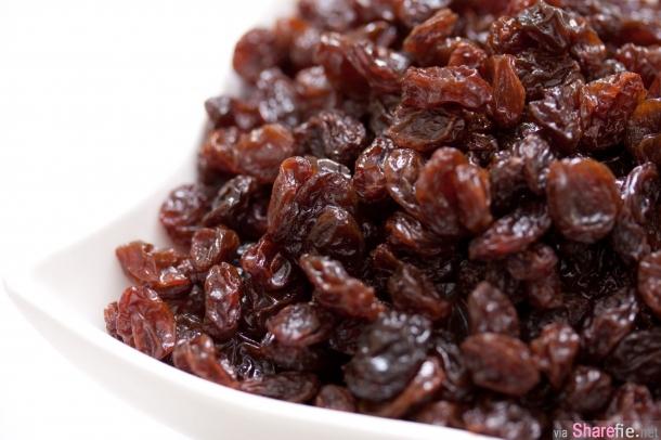 一直把葡萄干当零食吃,现在才知道,原来我的病都是因为它才改善的!!!