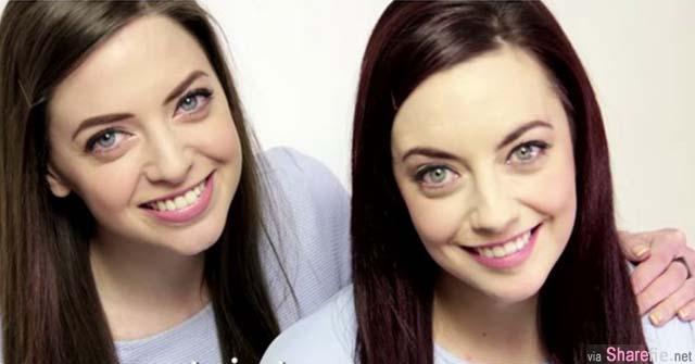 他们不是孪生姐妹!这名女子竟然在世界上找到第三个和自己长的一模一样的人