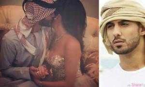 这名阿拉伯名模当年因为长得太帅而被驱逐出境,这回po女友照片遭骂翻 原因不是交女友而是...