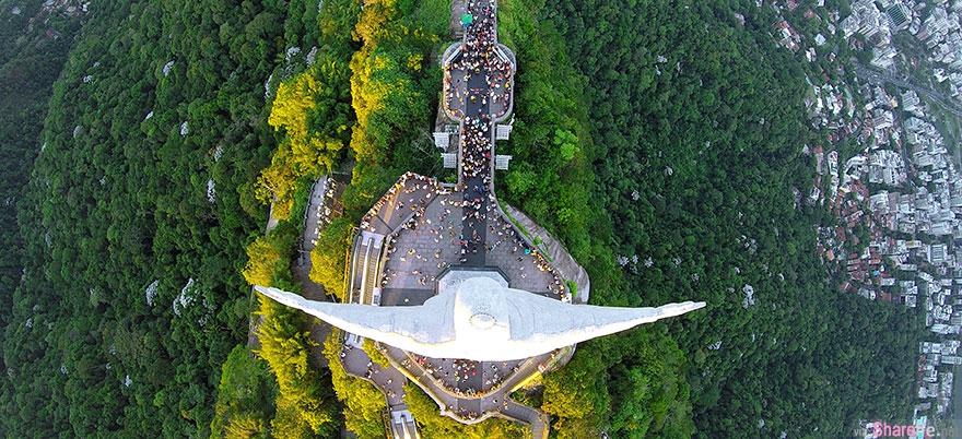 25张今年2015年最美的无人机航拍照