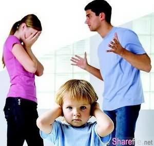 父母不该让孩子看到的四大恶习