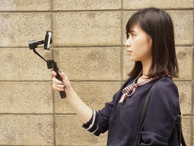 用手机拍影片 这个稳定器让你拍出稳稳流畅高质感影片