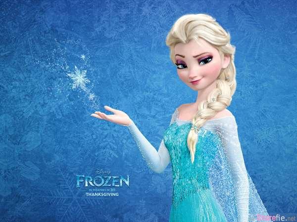 摄影师在 -7.2 度低温的海面拍到Elsa的魔法,美的让人窒息